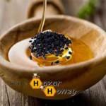 خاصیت های فراوان سیاه دانه وعسل
