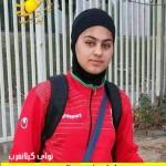 بانوی فوتبالیست گیلانغربی با عقد قرارداد رسمی به استقلال تهران پیوست+ عکس