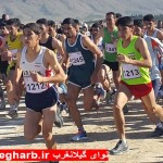 مسابقات قهرمانی دوصحرانوردی درگیلانغرب برگزارشد+تصاویر