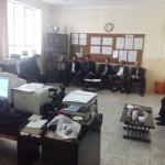 بازدید مدیر آموزش وپرورش از مدارس سطح شهر گیلانغرب