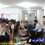 حماسه حضور پرشور مردم گیلانغرب درانتخابات به روایت تصویر