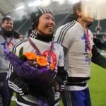 اولین سرمربی زن لیگ فوتبال آسیا! +عکس