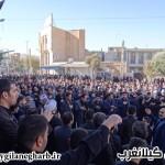 برگزاری مراسم اربعین حسینی درگیلانغرب + تصاویر