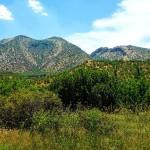 کوهی به شکل قلب در گیلانغرب +عکس