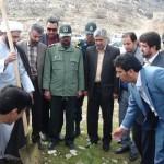 آغاز هفته درختکاری با شعار «همیار طبیعت باشیم »در شهرستان گیلانغرب