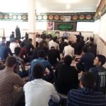 دیدار دانش آموزان بسیجی با امام جمعه شهرستان گیلانغرب