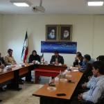 جلسه انجمن کتابخانه های عمومی شهرستان گیلانغرب برگزار شد