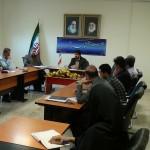 جلسه شورای حفاظت از منابع آب شهرستان گیلانغرب برگزار شد
