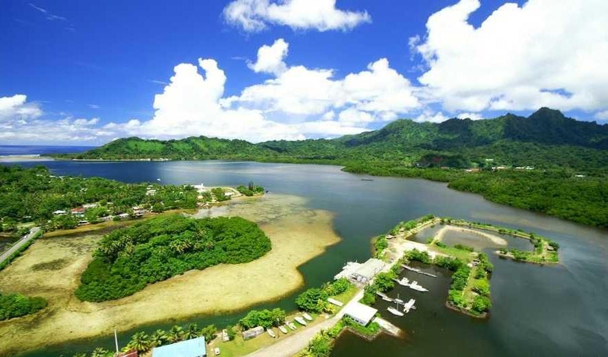 خیره کننده ترین جزایر مرجانی دنیا (+عکس)