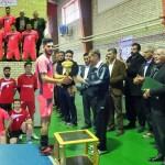 برگزاری مسابقات چهارجانبه والیبال گرامیداشت زنده یاد محمد حسن شیرزادی درگیلانغرب+ تصاویر