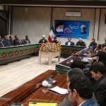 برگزاری جلسه هماهنگی گرامیداشت هفته بسیج درگیلانغرب
