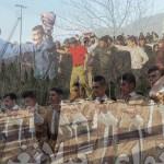 جای خالی نوای سازودهل همراه با رقص محلی درایام نوروز درگیلانغرب