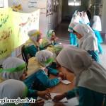برگزاری انتخابات شورای دانش آموزی در مدارس شهرستان گیلانغرب + تصاویر