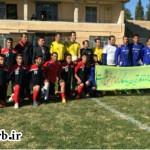 دیدارتیم های فوتبال آبی پوشان گیلانغرب با شهرداری سرپل زهاب ناتمام ماند