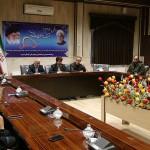 جلسه ستاد بازسازی و نوسازی مناطق زلزله زده شهرستان گیلانغرب تشکیل شد