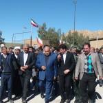 افتتاح چندین طرح درگیلانغرب با حضور استاندار درششمین روز دهه فجر