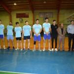 تیم امید مقام قهرمانی والیبال جام رمضان را درگیلانغرب کسب کرد