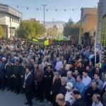 برگزاری گرامیداشت روز مقاومت و پایداری گیلانغرب