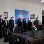 مراسم تجلیل از معلمان نمونه شهرستان گیلانغرب برگزار شد