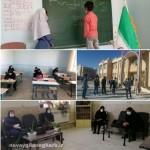 بازگشایی مدارس گیلانغرب با هدف رفع اشکال +تصاویر